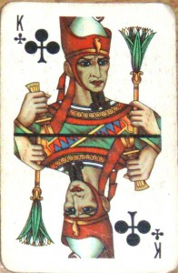 Yet another King of Clubs