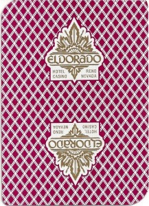 Eldorado playing card
