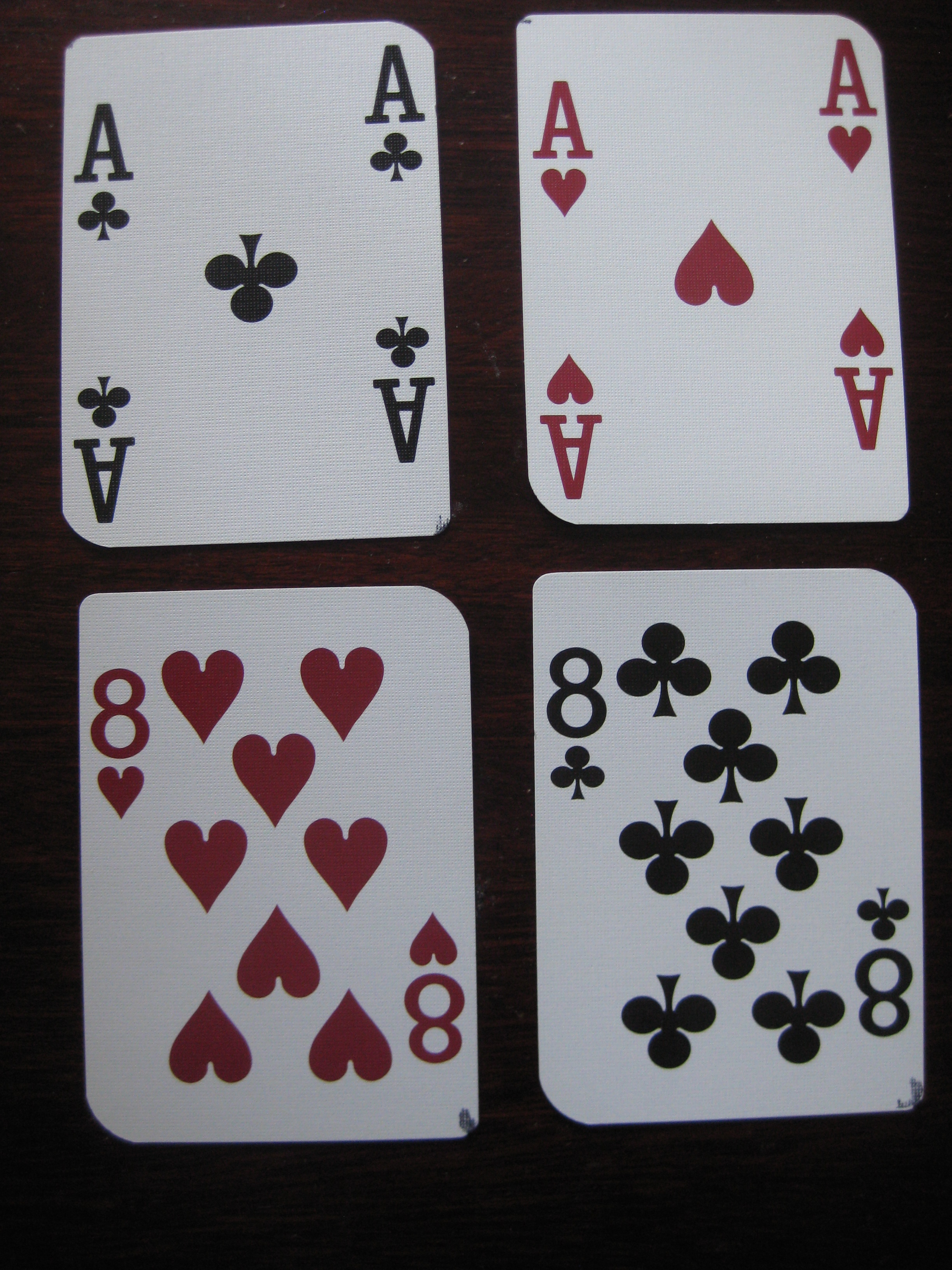 split aces blackjack
